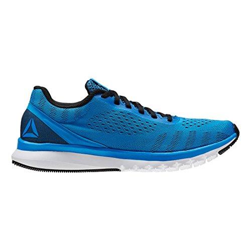 Shoes Run Blue Knit Ultimate Men's Black Running Reebok Smooth Print 70qwf