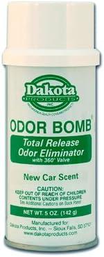 Dakota Odor Bomb New Car Scent - 3 Pack