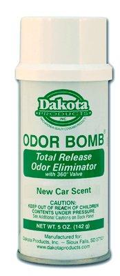 Dakota Odor Bomb New Car Scent - 3 Pack by Dakota