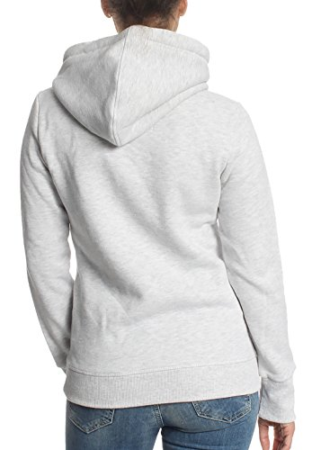 Superdry, Suéter para Mujer Gris (Ice Marl)