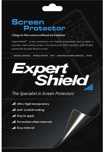 The Ultra-Durable Glass by Expert Shield Glass Ultra Clear Screen Protector for Your: Lumix GX85 // GX80