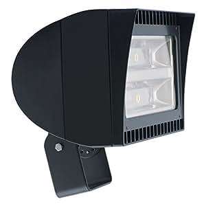 Rab Lighting Fxled78t Flexflood 78 Watt Cool Led Trunnion