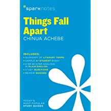 Things Fall Apart SparkNotes Literature Guide (SparkNotes Literature Guide Series)