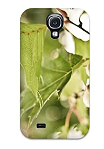 New Style Case Cover, Fashionable Galaxy S4 Case - Leaf
