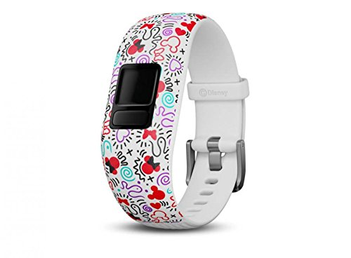 Garmin 010-12666-10 Disney Minnie Mouse Adjustable Accessory Band (for vivofit jr. & vivofit jr. 2)