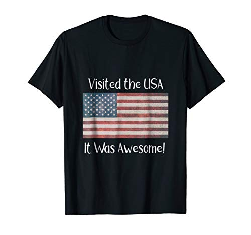 Gift for Foreign Exchange Student American USA Flag