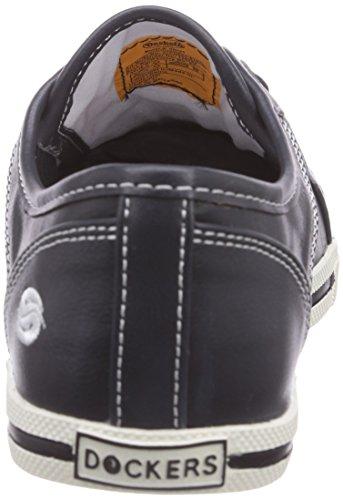 Dockers by Gerli 27CH601 - zapatilla deportiva de material sintético infantil negro - negro