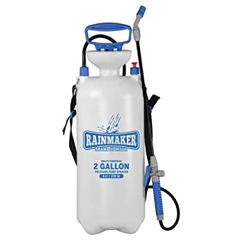 Amazoncom Rainmaker Pump Sprayer 2 Gallon Gardening Patio
