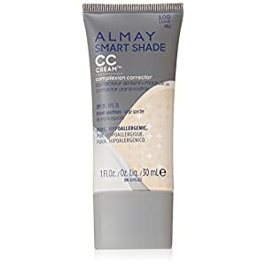 Almay Smart Shade CC Cream, Light