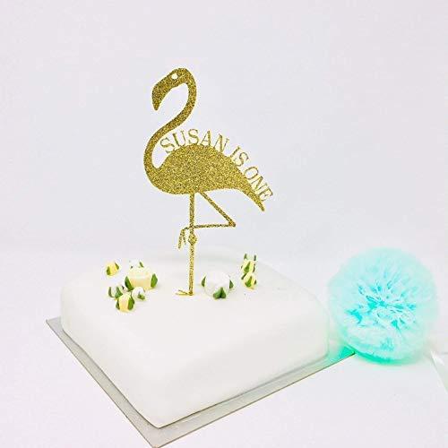 Decoración para tarta de primer cumpleaños, diseño de ...