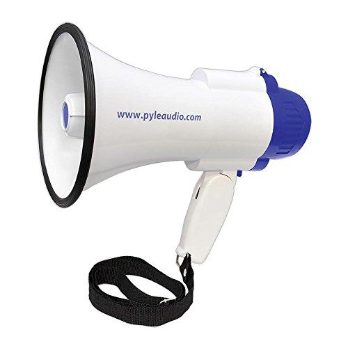 Pyle Megaphone Speaker Bullhorn Built