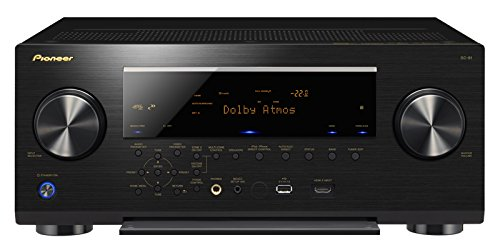 Pioneer SC-91 7.2-Channel Networked AV Receiver + A Polk Audio TL1600 5.1 Home Theater Speaker System