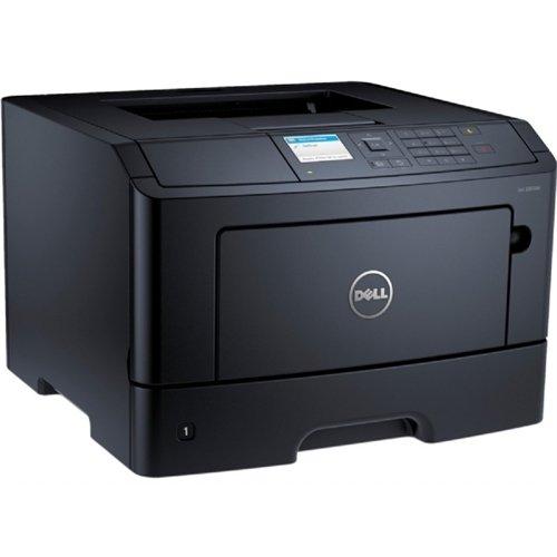 Dell S2830DN Laser Printer – Monochrome – 1200 x 1200 dpi Print – Plain Paper Print – Desktop