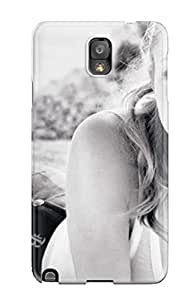 Durable Protector Case Cover With Amanda Seyfried Celebrity People Celebrity Hot Design For Galaxy Note 3