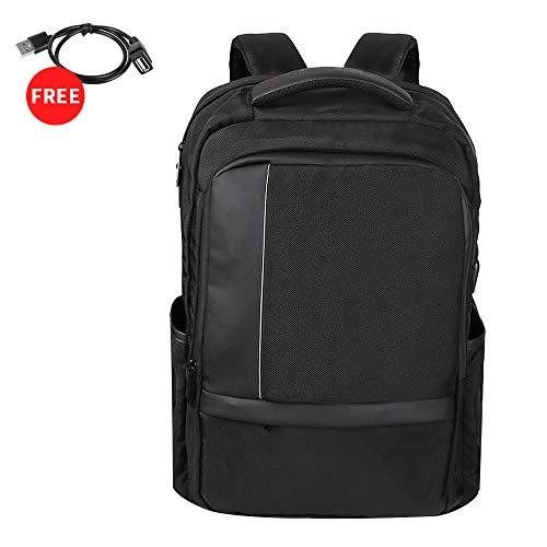 Laptop Backpack , Business Anti Theft Thicken Durable Travel Laptops Backpack with USB Charging Port & Headphone interface, Water Resistant College School Computer Bag for Women & Men Fits 141515.617