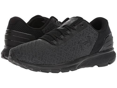 [UNDER ARMOUR(アンダーアーマー)] メンズランニングシューズ?スニーカー?靴 UA Charged Escape 2 Black/Black/Black 14 (32cm) D - Medium