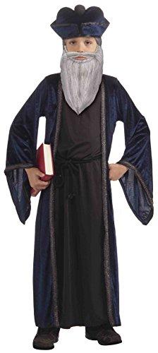 Nostradamus Child Costume, Small -