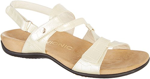 Vionic with Orthaheel Technology Womens Paros Backstrap O...