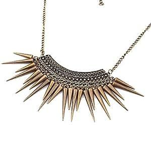 DDL- Lureme Remaches Charm Necklace Pendant