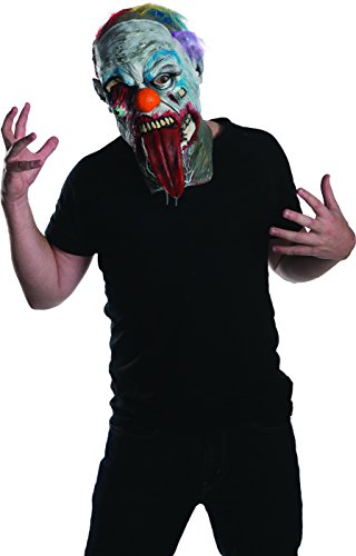 (Rubie's Men's Zombo Mask, As As Shown One)