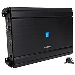 Alpine MRV-M1200 Monoblock 1200 Watts RMS Class D Amplifier