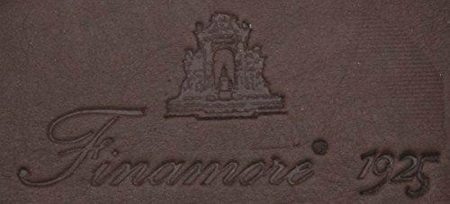 Nuove Scarpe Finamore Napoli Marrone Scamosciato 7.5 / 6.5