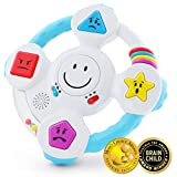 BEST LEARNING My Spin & Learn Steering Wheel - Educational Activity Center Toy for Infants Babies Toddlers