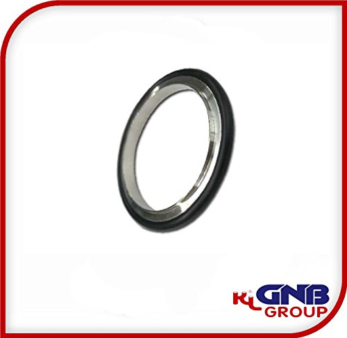 KF40 Centering Ring with O-Ring, ()