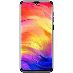 "Unlocked Smartphone, Ulefone Note 7 (2019) Triple Rear Camera 3G Unlocked Cell Phones, Triple Card Slots, 6.1"" Waterdrop Full-Screen Dual SIM Android Phone, 3500mAh, Face Unlock, US Version - Black"