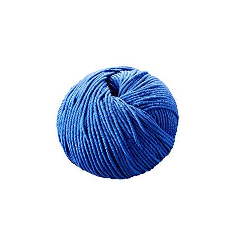 Sugar Bush Yarn Crisp Double Knitting Weight, Blue (Wool Dk Weight)