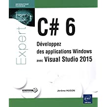 C# 6 - Développez des applications Windows avec Visual...