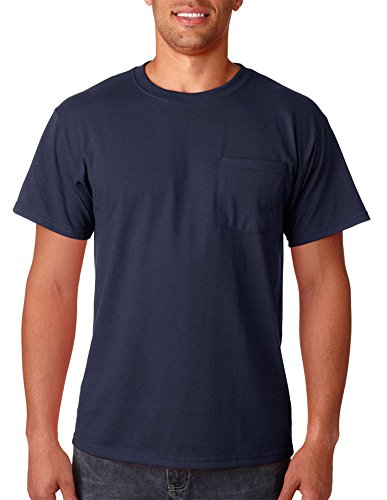 Jerzees Point Chest Pocket T Shirt product image