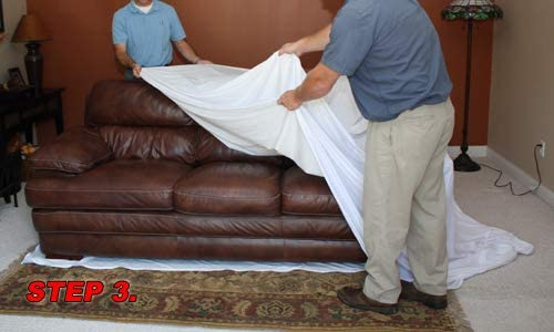 Amazon Com Sofasafe Bed Bug Proof Sofa Cover Couch Encasement Home Kitchen