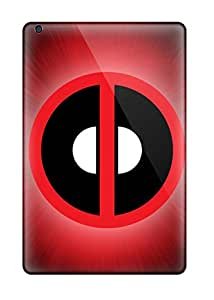 Ipad Perfect Tpu Case For Ipad Mini/mini 2 Anti Scratch Protector Case Deadpool