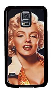 Case for Samsung Galaxy S5 Marilyn Monroe hard back case