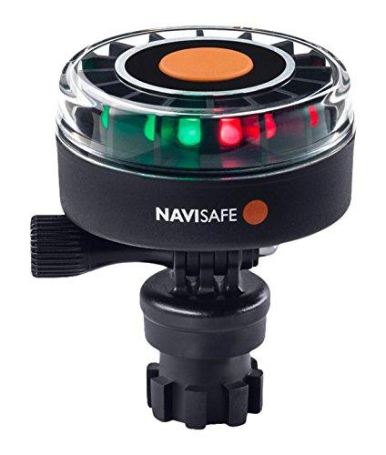 NAVISAFE Navilight Tricolor 2NM w/Navimount Base