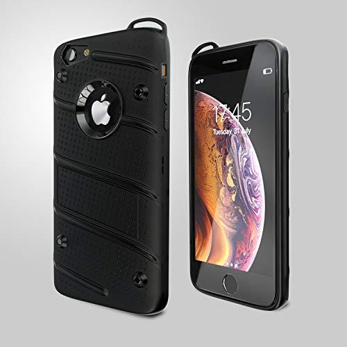 Otipacase iPhone 6 Plus/iPhone 6S Plus Case, Shockproof, Anti-Drop, Dual Layer Heavy Duty Protective...