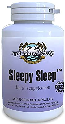 Natural Sleep Aid Helps You Fall Asleep Faster And Wake Up Rested and Refreshed. Relaxing Sleep Formula with Melatonin, 5-HTP, Magnesium And Calming Herbal Extracts- No Groggy Morning Hangover