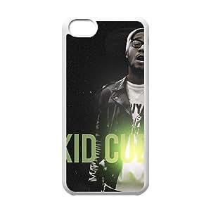 Hjqi - Custom Kid CudiPhone Case, Kid CudiPersonalized Case for iPhone 5C