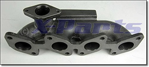 1034049 Turbo Manifold 16 V Flange Cast Iron Turbo Manifold 1.8 2.0 16 V: