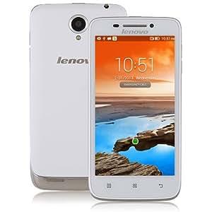 Lenovo S650 VIBE Smartphone(Android 4.2 Quad Core MTK6582 1GB 8GB 4.7 Pulgada)Blanco