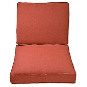 Halsted Outdoor Deep Seating Cushion Set