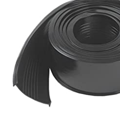 M-D Building Products, Black 8462 Steel ...