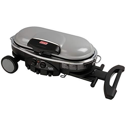 Coleman Road Trip Propane Portable Grill LXE, Silver