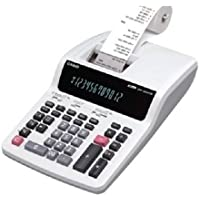 Casio DR-120TM-WE Printing Calculator 2-color printing DR120TM /GENUINE