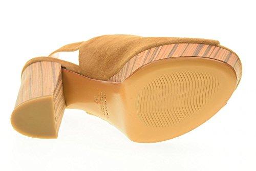 ALBANO Sandalen Schuhe 1527 LEDER Leder