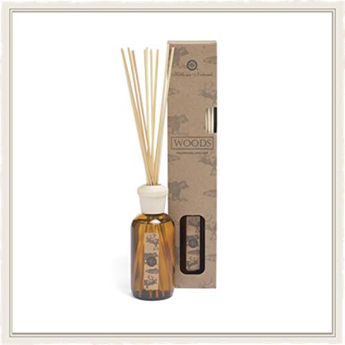 Hillhouse Naturals Reed Diffuser 8 Oz. - Woods by Hillhouse Naturals (Image #1)