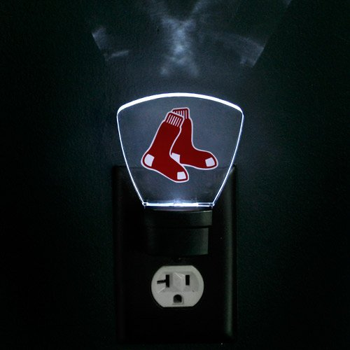- Boston Red Sox LED Nightlight