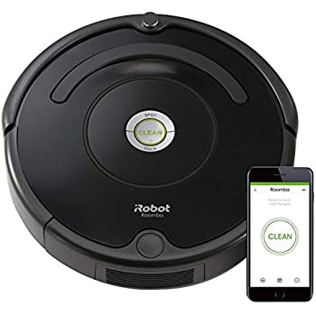 Amazon Com Irobot Roomba 671 Robot Vacuum With Wi Fi