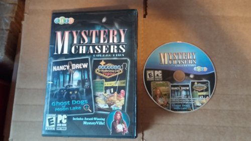 Mystery Chasers Collection (Nancy Drew: Ghost Dogs of Moon Lake & Mysterious City Vegas)